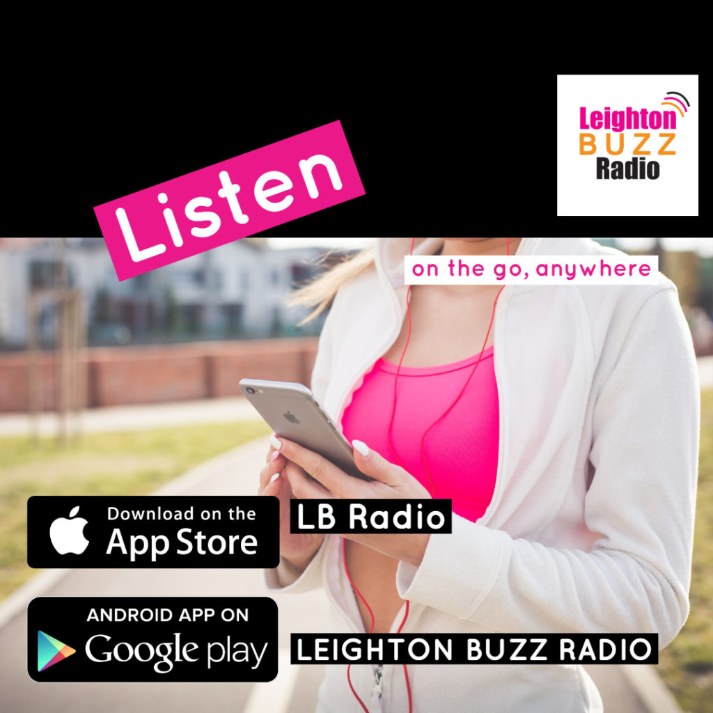 Leighton Buzz Radio – Buzzing with music, news and chat for