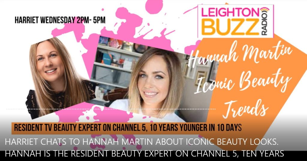 leighton buzz radio Hannah Martin interview